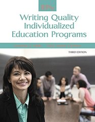 IEPs: Writing Quality Individualized Education Programs by Gibb, Gordon S./ Dyches, Tina Taylor