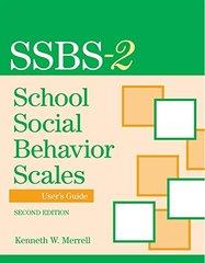 School Social Behavior Scales: User's Guide