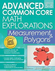 Measurement and Polygons, Grades 5-8 by Burkhart, Jerry