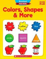 Colors, Shapes & More: Grade Prek
