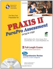 The Best Test Preparation for the Praxis II ParaPro Assessment