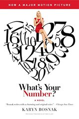 What's Your Number?: A Novel by Bosnak, Karyn