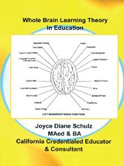 Whole Brain Learning Theory in Education by Schulz, Joyce Diane
