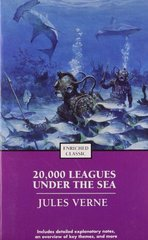 20,000 Leagues Under The Sea by Verne, Jules/ Solow, Harrison/ Johnson, Cynthia Brantley (EDT)
