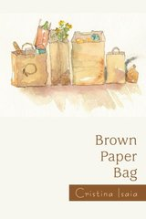 Brown Paper Bag by Isaia, Cristina