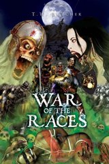 War of the Races by Butcher, T.