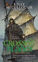 Crossed Blades by McCullough, Kelly
