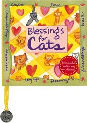Blessings for Cats by Hunt, Amy/ Nixon, Marian (ILT)