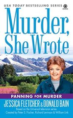 Panning for Murder by Bain, Donald