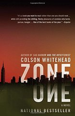 Zone One by Whitehead, Colson
