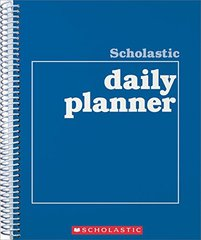 Scholastic Daily Planner by Not Available (NA)