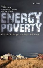 Energy Poverty: Global Challenges and Local Solutions