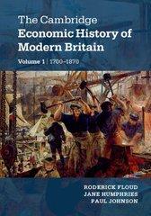 The Cambridge Economic History of Modern Britain by Floud, Roderick (EDT)/ Humphries, Jane (EDT)/ Johnson, Paul (EDT)