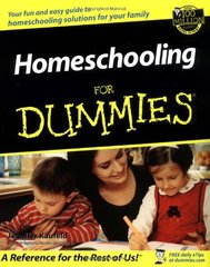 Homeschooling for Dummies by Kaufeld, Jennifer