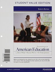 Foundations of American Education by Webb, L. Dean/ Metha, Arlene/ Jordan, K. Forbis