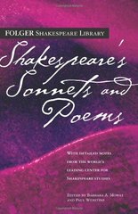 Shakespeare's Sonnets And Poems by Shakespeare, William/ Mowat, Barbara A./ Werstine, Paul