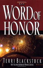 Word of Honor by Blackstock, Terri
