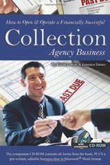 How to Open & Operate a Financially Successful Collection Agency Business by Lorette, Kristie/ Dames, Emonica