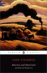 America and Americans by Steinbeck, John