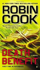 Death Benefit by Cook, Robin