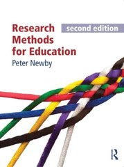 Research Methods for Education by Newby, Peter