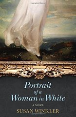 Portrait of a Woman in White by Winkler, Susan