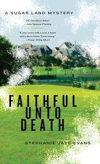 Faithful Unto Death by Evans, Stephanie Jaye