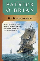 The Yellow Admiral by O'Brian, Patrick