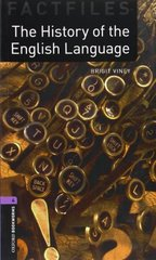 The History of the English Language by Viney, Brigit