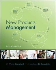 New Products Management by Crawford, Merle/ Di Benedetto, Anthony
