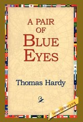 A Pair of Blue Eyes by Hardy, Thomas