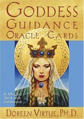 Goddess Guidance Oracle Cards by Virtue, Doreen