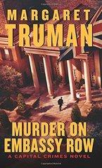 Murder on Embassy Row by Truman, Margaret