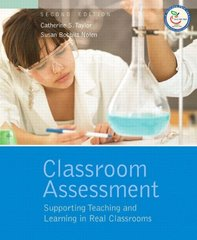 Classroom Assessment: Supporting Teaching and Learning in Real Classrooms by Taylor, Catherine S./ Nolan, Susan Bobbitt