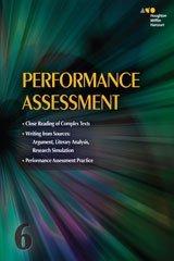 Performance Assessment, Grade 6