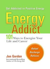 Energy Addict: 101 Physical, Mental, and Spiritual Ways to Energize Your Life by Gordon, Jon