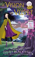 A Vision in Velvet by Blackwell, Juliet