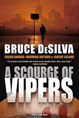 A Scourge of Vipers by DeSilva, Bruce