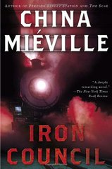 Iron Council by Mieville, China