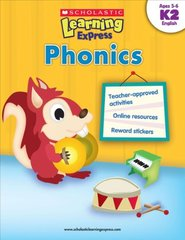 Phonics: Ages 5-6, K2 English