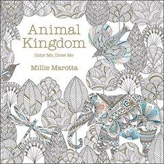 Animal Kingdom: Color Me, Draw Me by Marotta, Millie