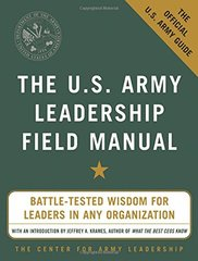 The Us Army Leadership Field Manual: Be, Know, Do by Department of the Army