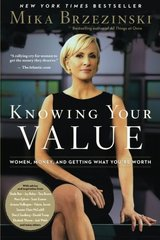 Knowing Your Value: Women, Money, and Getting What You're Worth by Brzezinski, Mika