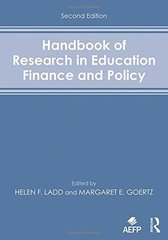 Handbook of Research in Education Finance and Policy by Ladd, Helen F. (EDT)/ Goertz, Margaret E. (EDT)
