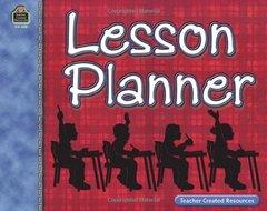 Lesson Planner by Goldfluss, Karen (EDT)
