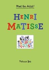 Henri Matisse (Novelty book)
