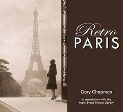 Retro Paris by Chapman, Gary