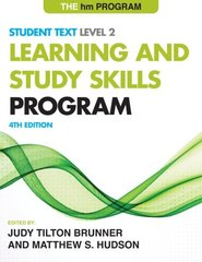 The hm Learning And Study Skills Program: Student Text Level 2