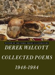 Collected Poems 1948-1984 by Walcott, Derek