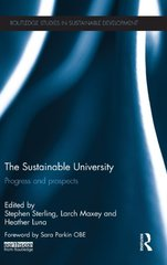 The Sustainable University: Progress and Prospects